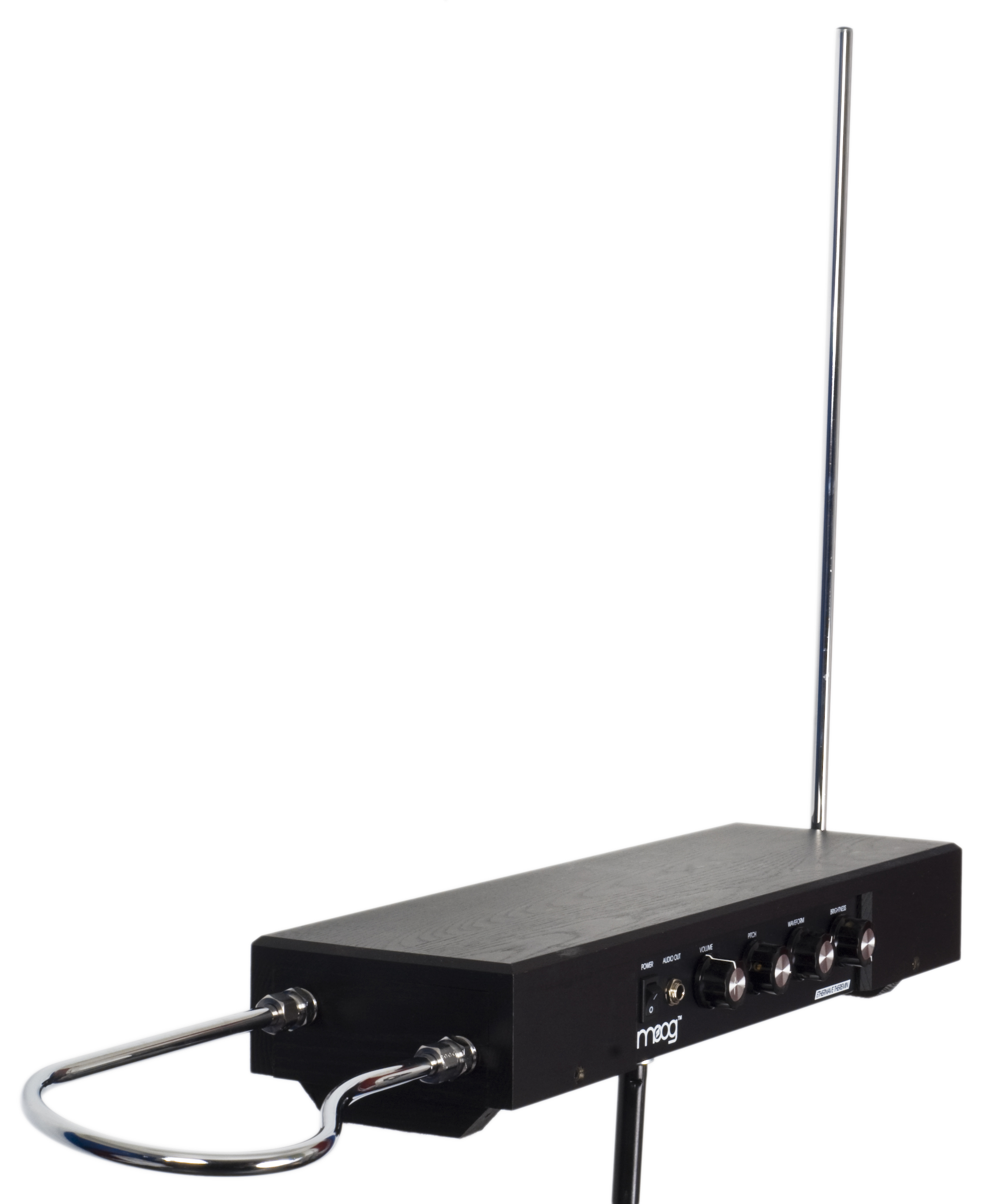 Electronic Musical Instruments : Moog etherwave theremin sound light rental event