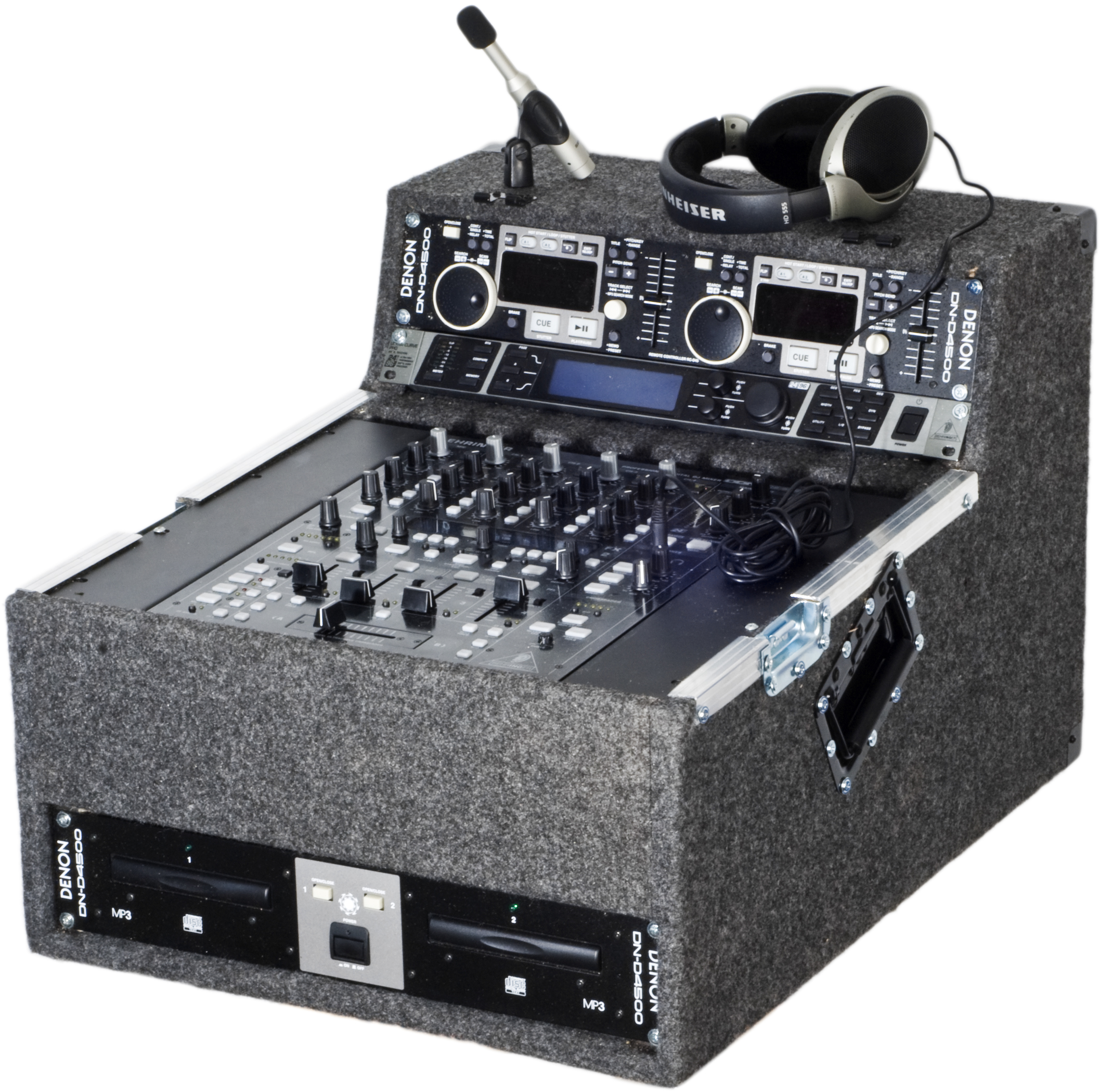 Acquris Dj Kit Sound Light Rental Event Media