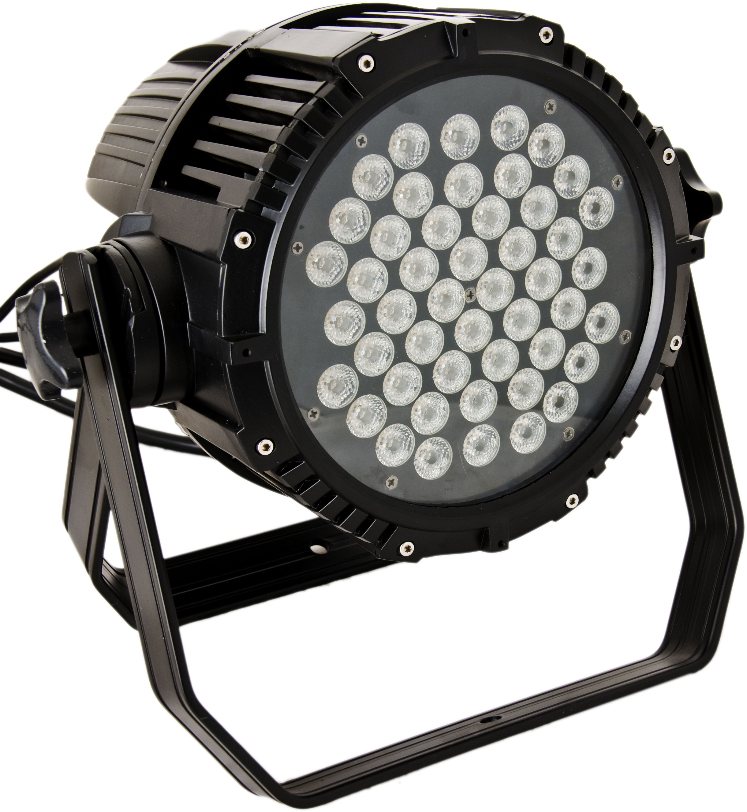 Acq 48wa3in1 ip65 tv sound light rental event media studio one of our new stage wash light based on 48 pieces of 3w 3in1 aloadofball Gallery