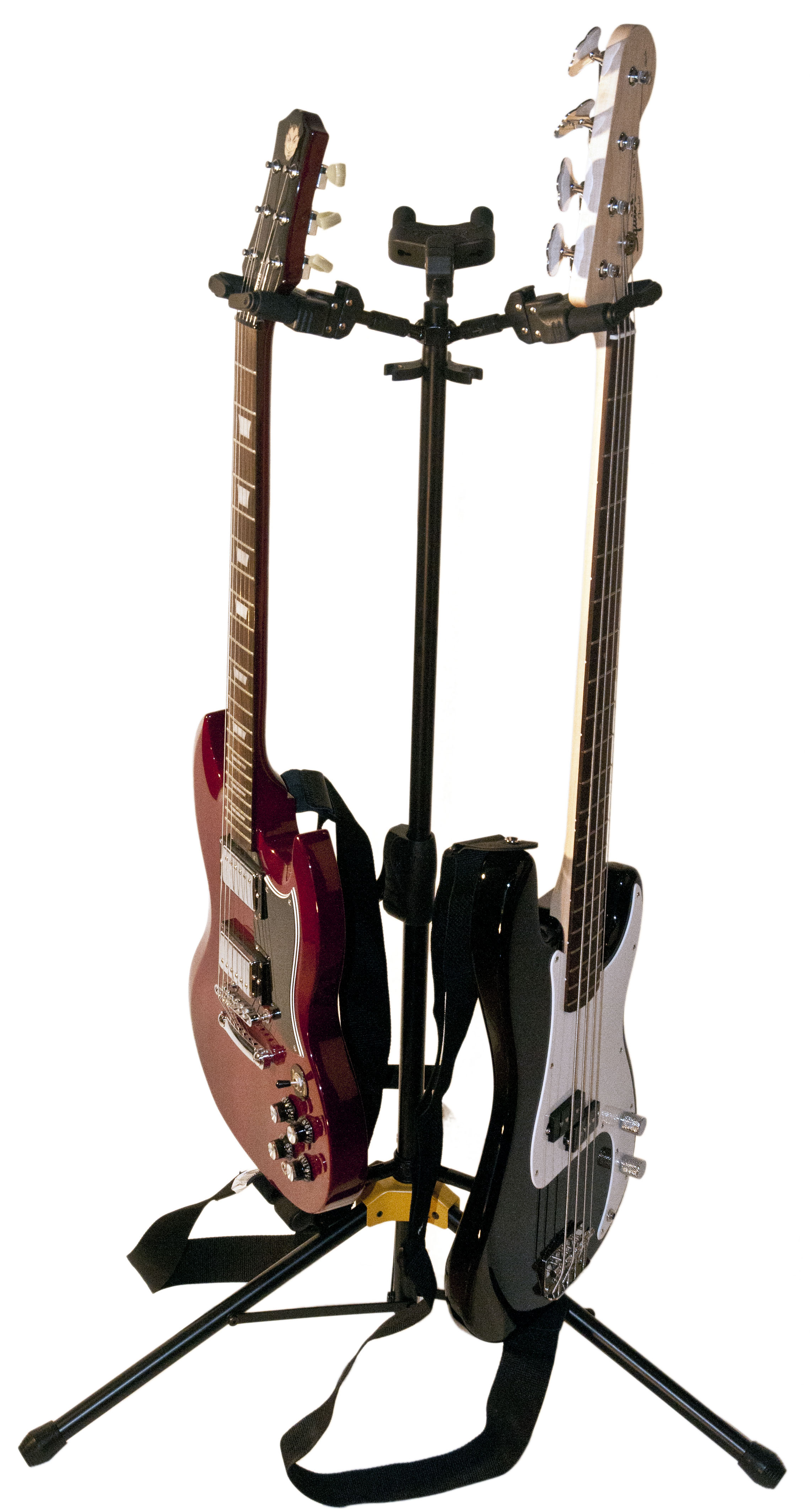 acquris instrument set with electric guitar and 1 electric bass sound light rental event. Black Bedroom Furniture Sets. Home Design Ideas
