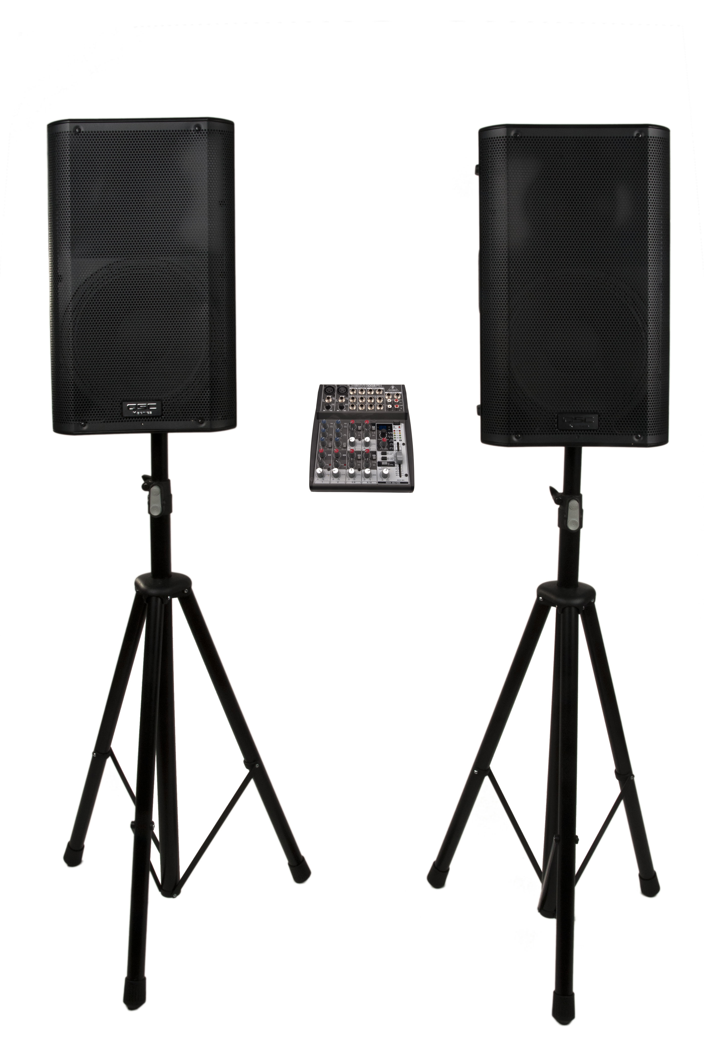 Active Mixer To Speaker Cable Our In Normal The 500 400