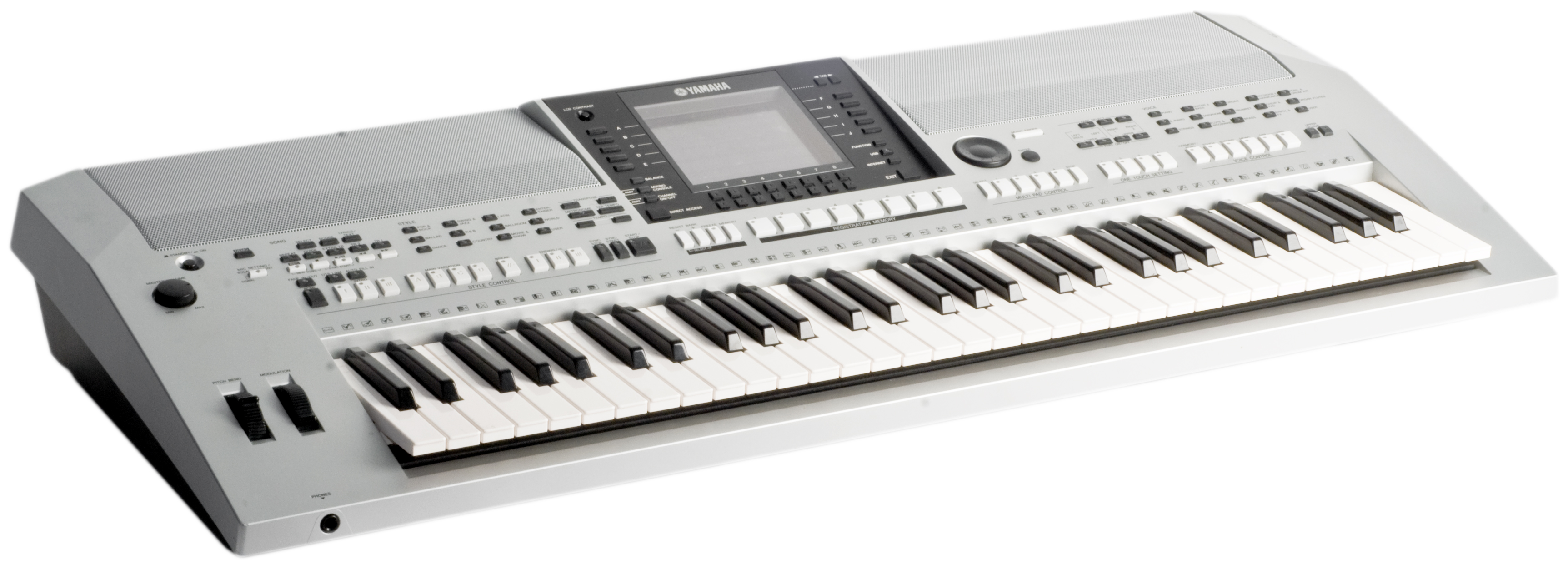 Indian styles for yamaha keyboard for Yamaha keyboard i425