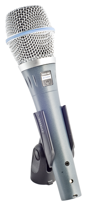 - Very luxurious electret for singing in the most demanding situations. Very high performance and durable performance.