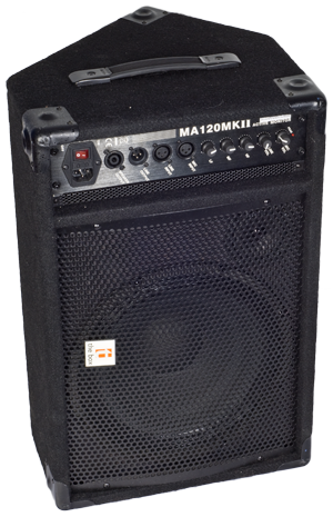 The BOX MA120MKII Stage monitor