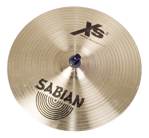 "Sabian XS20 16"" Medium Thin Crash Natural finish"