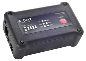 Wireless Solutions W-DMX, BlackBox Micro S-1