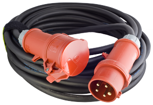 CEE cable 10m