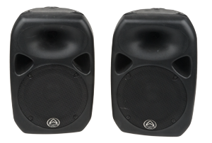 PA Kit - Wharfedale Titan 8 Small Monitor Black