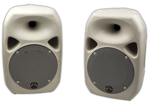 PA Kit - Wharfedale Titan 8 Small Monitor White