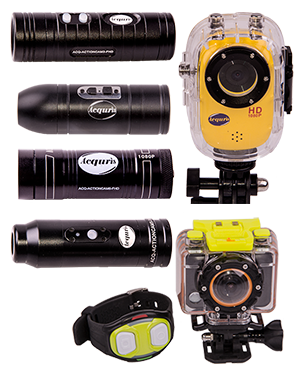 HOT NEW Updated Porduct range of Sport and Action Cameras