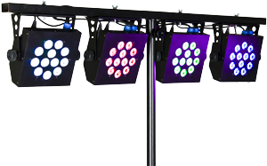- Good looking and versatile fixtures with true 3in1 technology