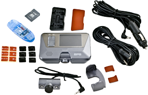 - A complete kit with everything that is needed, including adhesive cable clamps