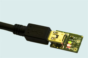 USB charger to Li-Ion/Li-Po
