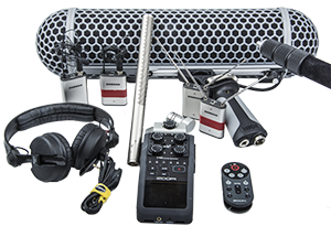 ACQURIS ENG Recording kit