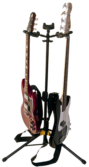 Acquris instrument set with electric guitar and 1 electric bass