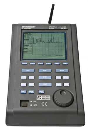 BK Precision 2650 Spectrum Analyzer