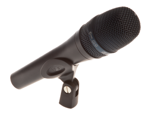 - The worlds best song microphone! Sennheiser has developed this amazing vocal microphone that makes almost anyone to sound fantastic. Very popular on both stage as well as in TV studios.