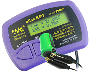 Peak Electronics ESR60 (Atlas ESR)