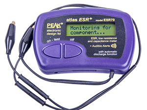 Peak Electronics ESR70 (Atlas ESR Plus)