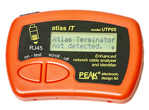 Peak Electronics UTP05 (Atlas IT)