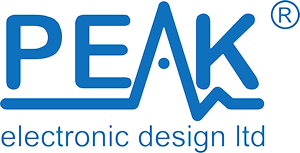 Acquris have become a distributor for Peak Electronics