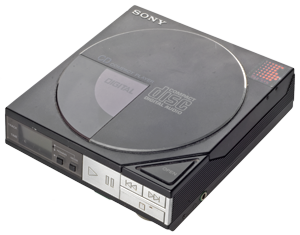Sony CD-Player D-50