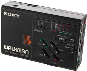 Sony Walkman Professional WM-D3