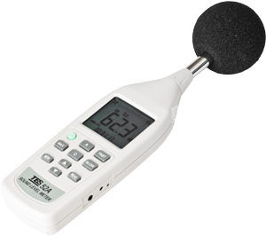 TES-52A Advanced Sound Level Meter