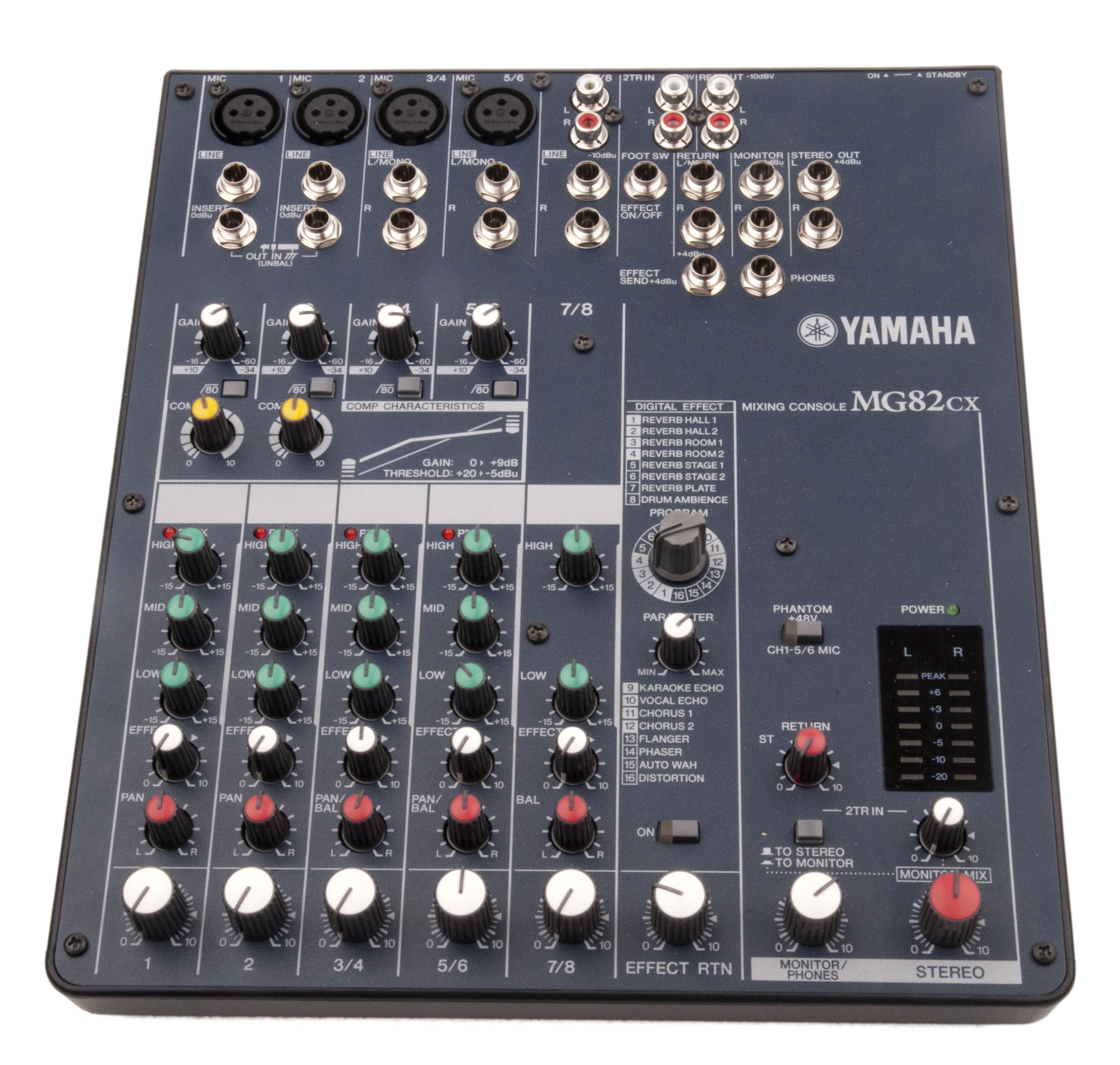 Yamaha MG82CX Audio Mixer